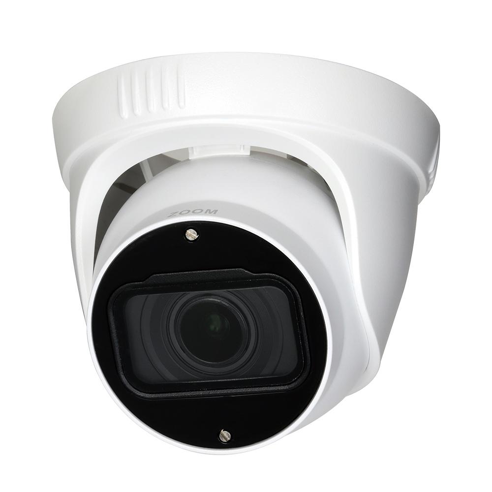Camera supraveghere dome Dahua HAC-T3A21-VF, 2MP, IR 30 m, 2.7-12mm