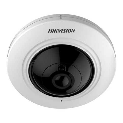 Camera supraveghere Dome Hikvision TurboHD 4.0 DS-2CC52H1T-FITS, 5MP, IR 20 m, 1.1 mm