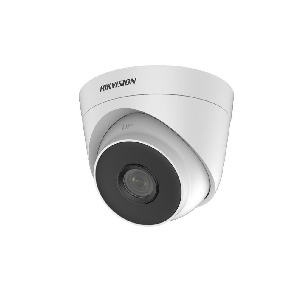 Camera supraveghere Dome Hikvision DS-2CE56D0T-IT1F(C), 2 MP, IR 30 m, 2.8 mm