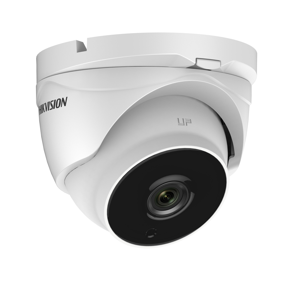 Camera supraveghere Dome Hikvision TurboHD 4.0 DS-2CE56H1T-IT3Z, 5MP, IR 40 m, 2.8 - 12 mm
