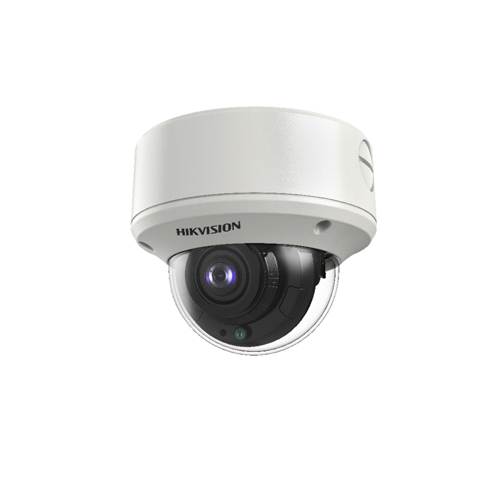 Camera supraveghere Dome Hikvision DS-2CE59U1T-VPIT3ZF, 8 MP, IR 60 m, 2.7 - 13.5 mm, motorizat