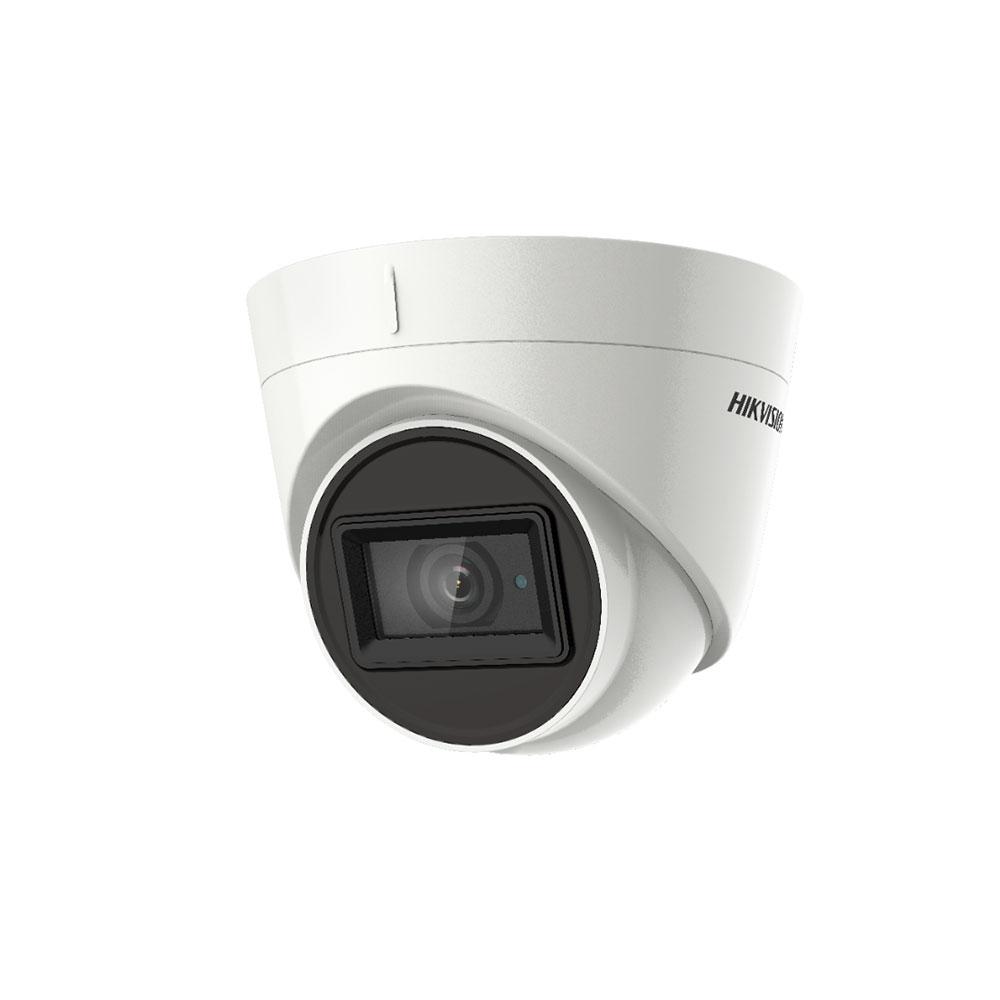 Camera supraveghere Dome Hikvision DS-2CE78U1T-IT3F, 8 MP, IR 60 m, 3.6 mm