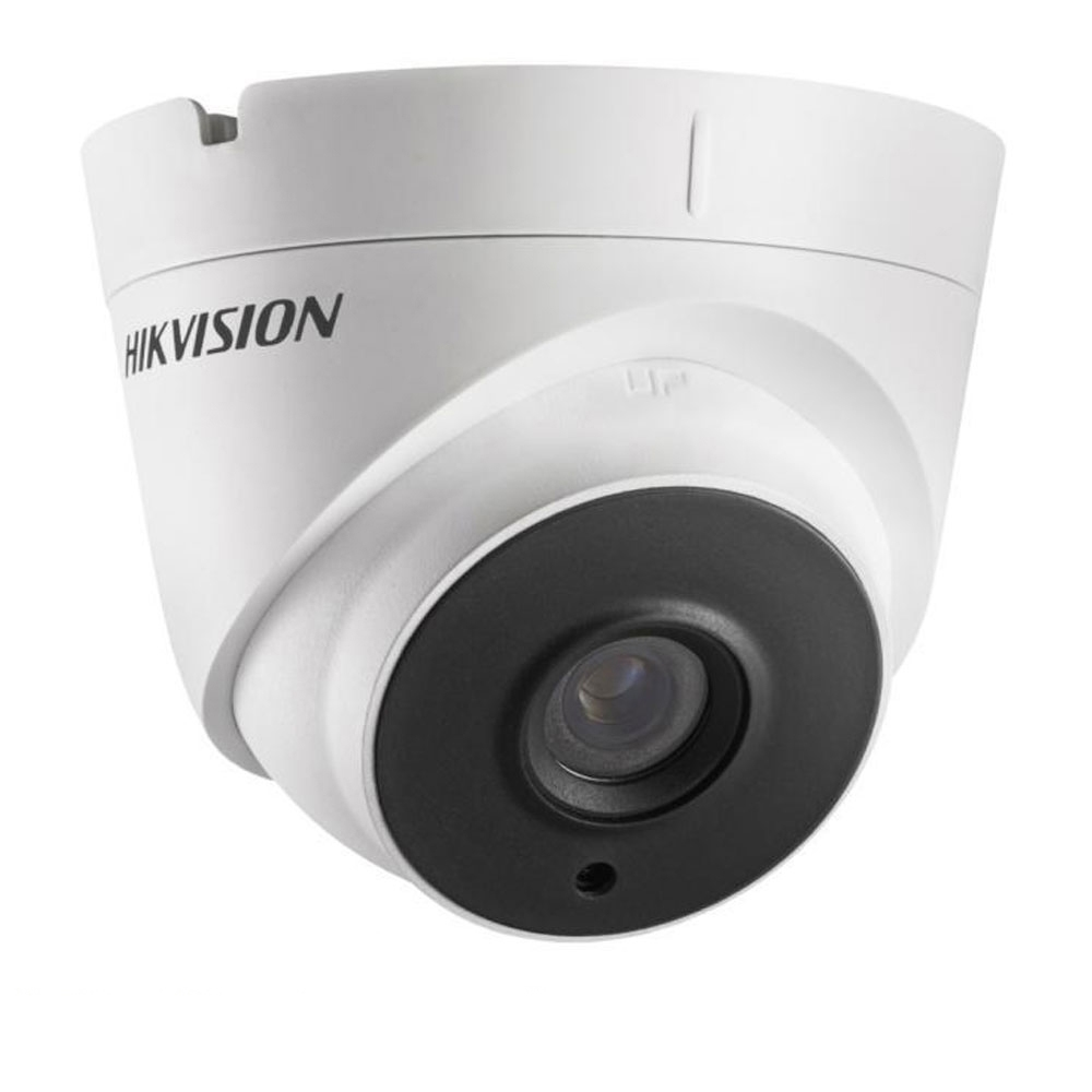 Camera supraveghere Dome Hikvision Ultra Low Light TurboHD DS-2CE56D8T-IT3F, 2 MP, IR 40 m, 2.8 mm
