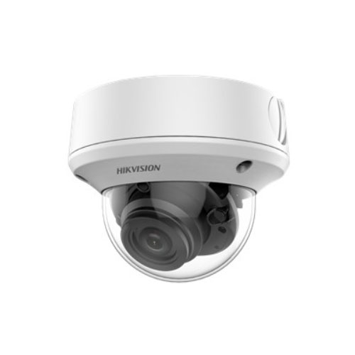 Camera supraveghere Dome Hikvision Starlight TurboHD DS-2CE5AD8T-VPIT3ZE, 2 MP, IR 60 m, 2.7-13.5 mm, motorizat imagine