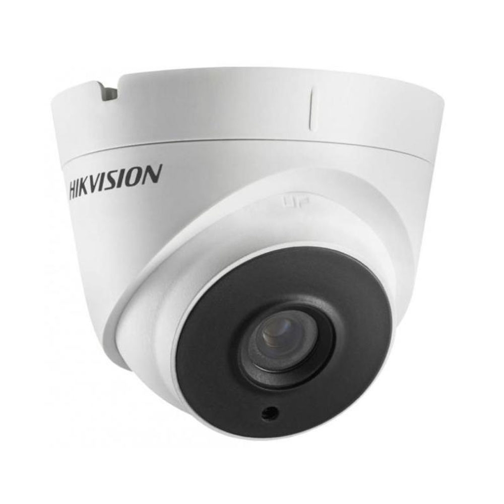Camera supraveghere Dome Hikvision TurboHD 4.0 DS-2CE56H0T-IT3F, 5 MP, IR 40 m, 2.8 mm