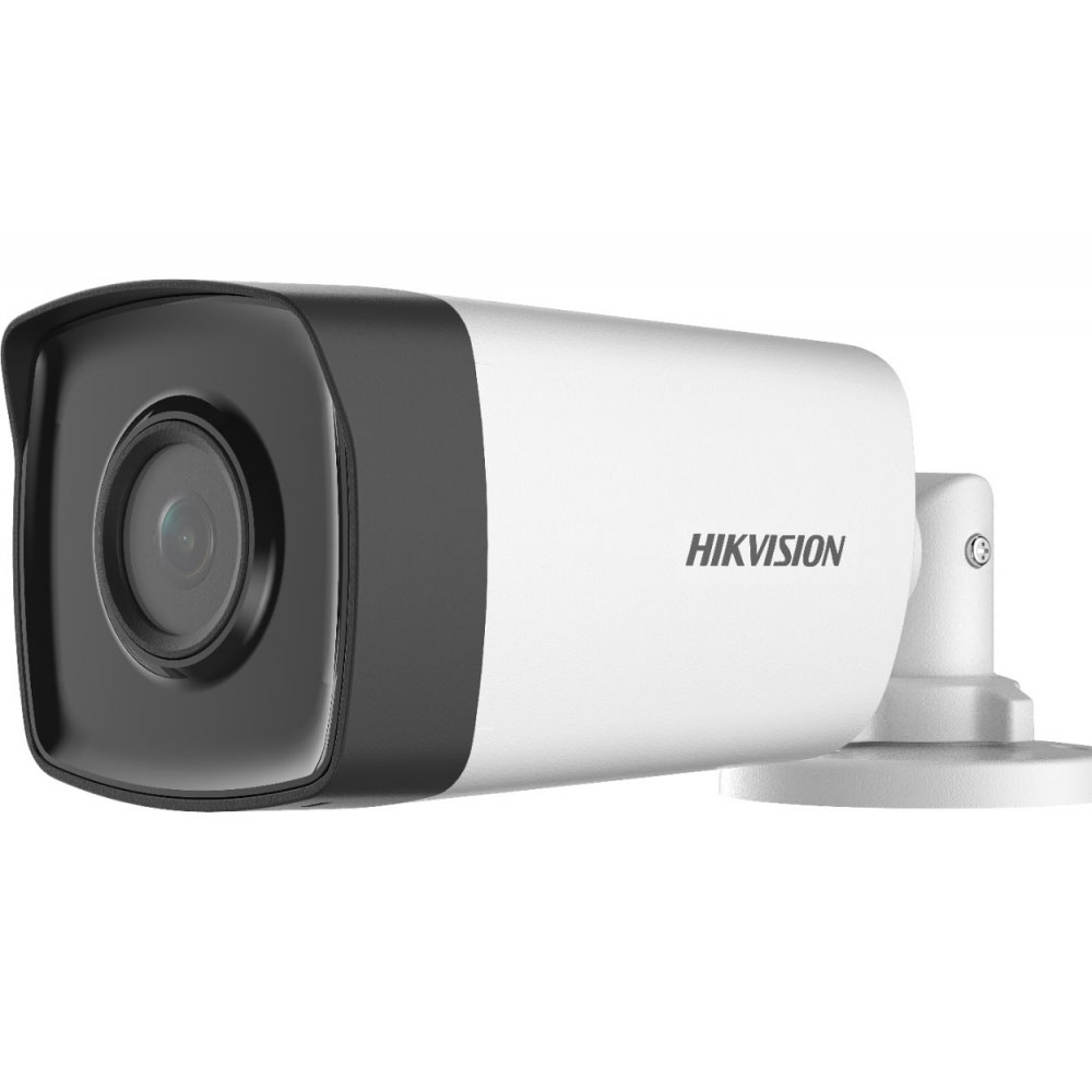 Camera supraveghere Dome Hikvision TurboHD DS-2CE17D0T-IT3F C, 2 MP, IR 40 m, 2.8 mm imagine