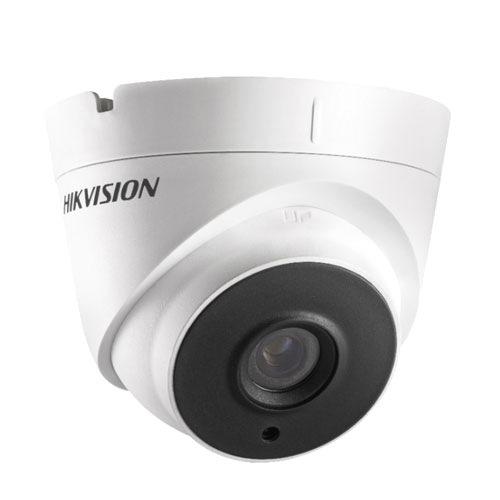 Camera supraveghere Dome Hikvision TurboHD DS-2CE56D0T-IT3F, 2 MP, IR 40 m, 3.6 mm imagine