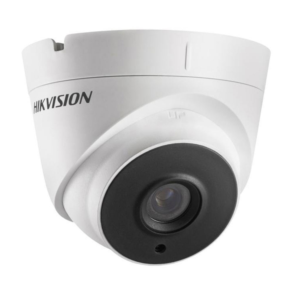 Camera supraveghere Dome Hikvision TurboHD DS-2CE56D8T-IT3E, 2 MP, IR 40 m, 2.8 mm
