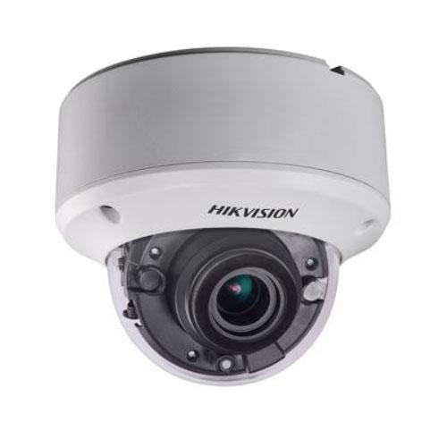 Camera supraveghere Dome Hikvision TurboHD DS-2CE56D8T-VPIT3ZE, 2 MP, IR 40 m, 2.8-12 mm, motorizat