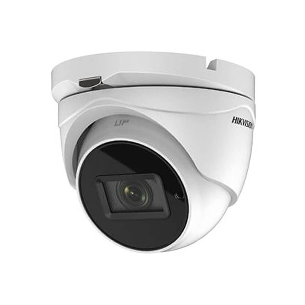 Camera supraveghere Dome Hikvision TurboHD DS-2CE56H1T-IT3ZE, 5 MP, IR 40 m, 2.8 - 12 mm, zoom motorizat