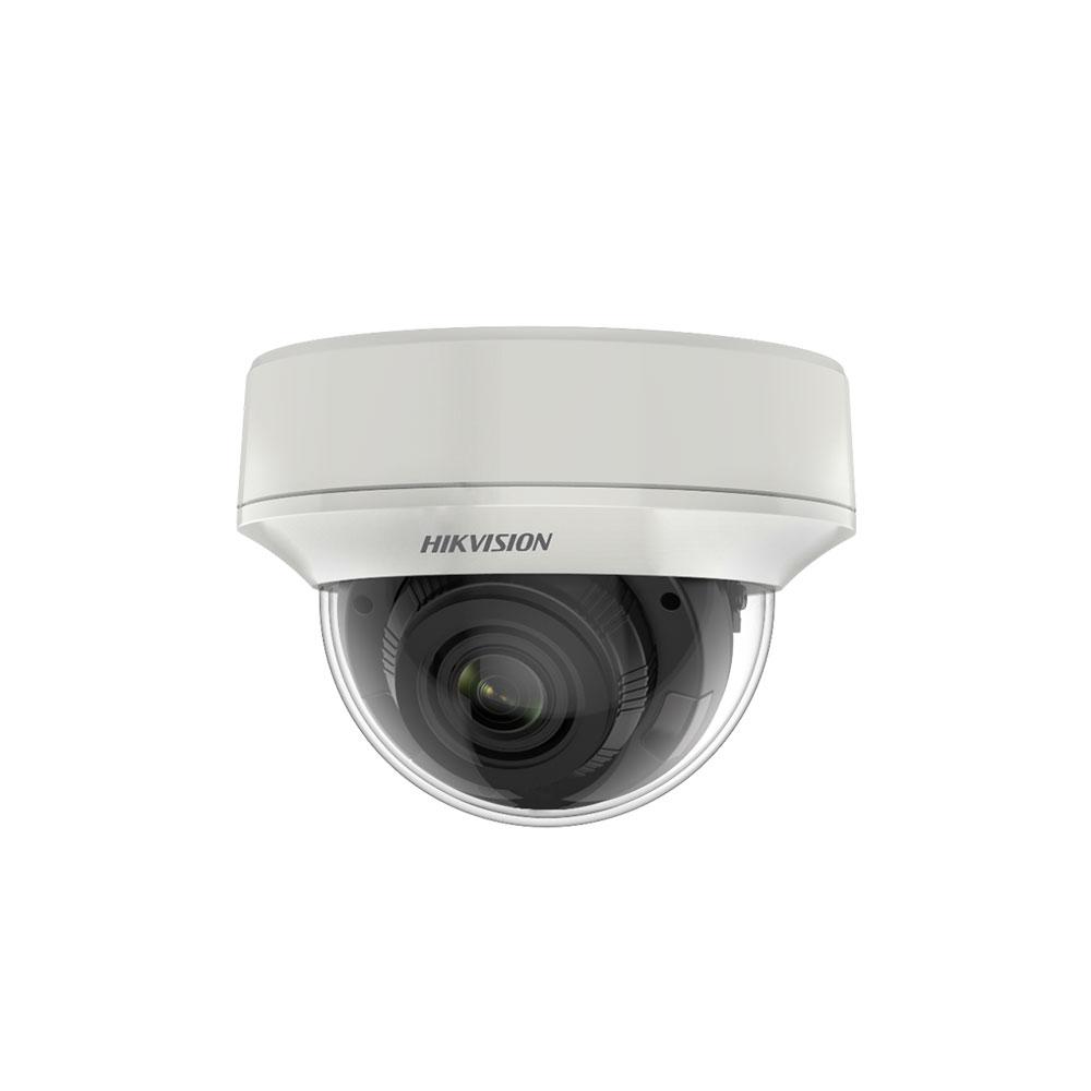 Camera supraveghere Dome Hikvision Ultra Low Light DS-2CE56D8T-AITZF, 2 MP, IR 60 m, 2.7 - 13.5 mm, motorizat