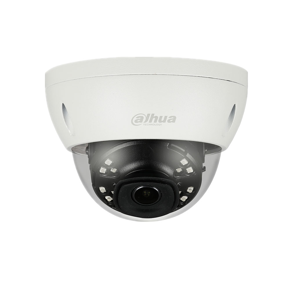 Camera supraveghere Dome IP Dahua IPC-HDBW4831E-ASE-0400B, 8 MP, IR 30 m, 4 mm imagine spy-shop.ro 2021