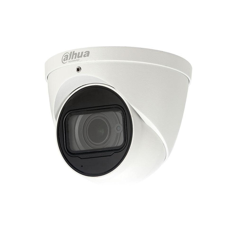 Camera supraveghere Dome IP Dahua IPC-HDW5231R-ZE-27135, 2 MP, IR 50 m, 2.7-13.5 mm, motorizat, microfon imagine