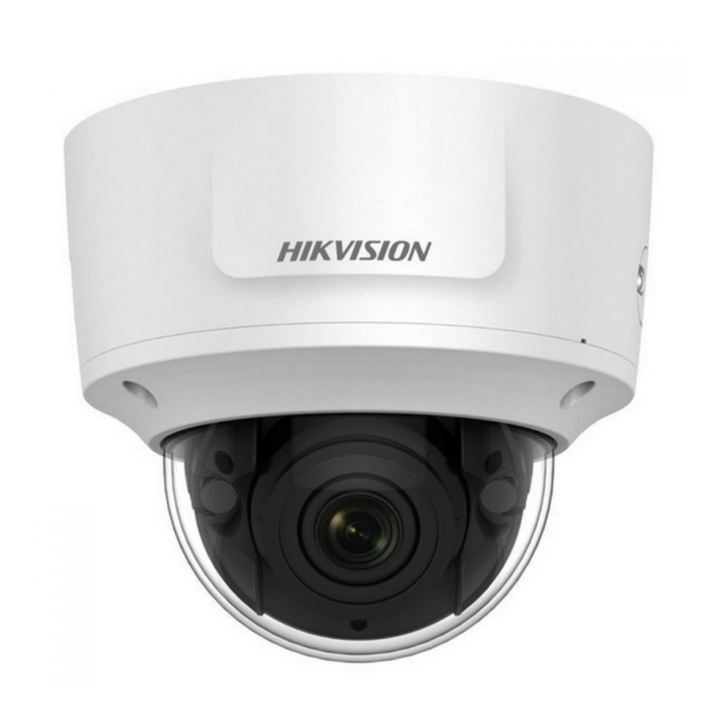 Camera supraveghere Dome IP Hikvision DS-2CD2755FWD-IZS, 5 MP, IR 30 m, motorizat 2.8 - 12 mm imagine spy-shop.ro 2021
