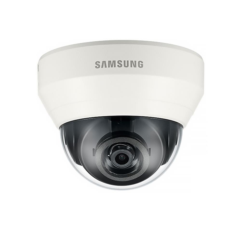 Camera supraveghere Dome IP Samsung SND-L6012, 2 MP, 2.8 mm imagine