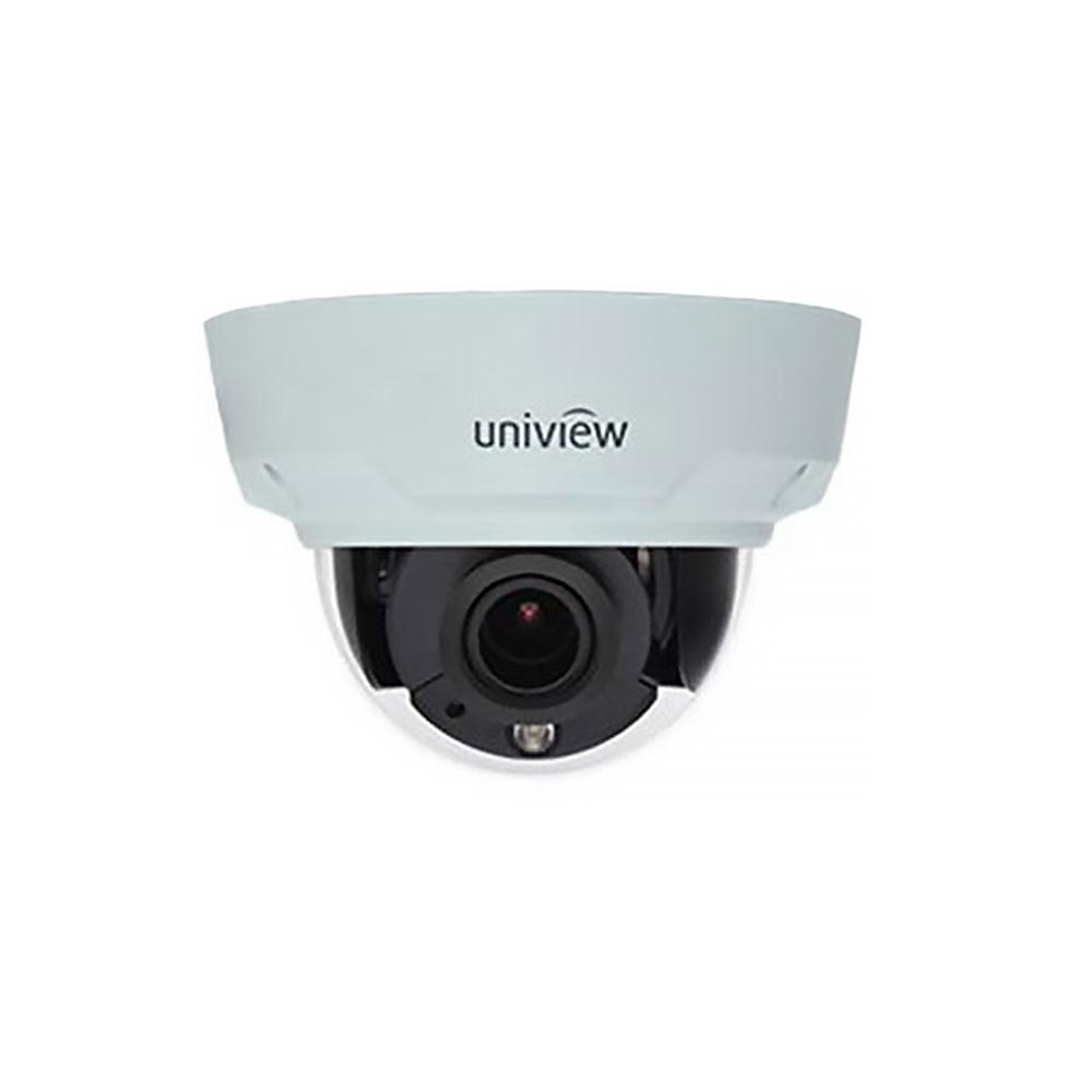 Camera supraveghere Dome IP Uniview IPC341E-VIR-Z-IN, 1.3 MP, IR 30 m, 2.8 - 12 mm imagine spy-shop.ro 2021