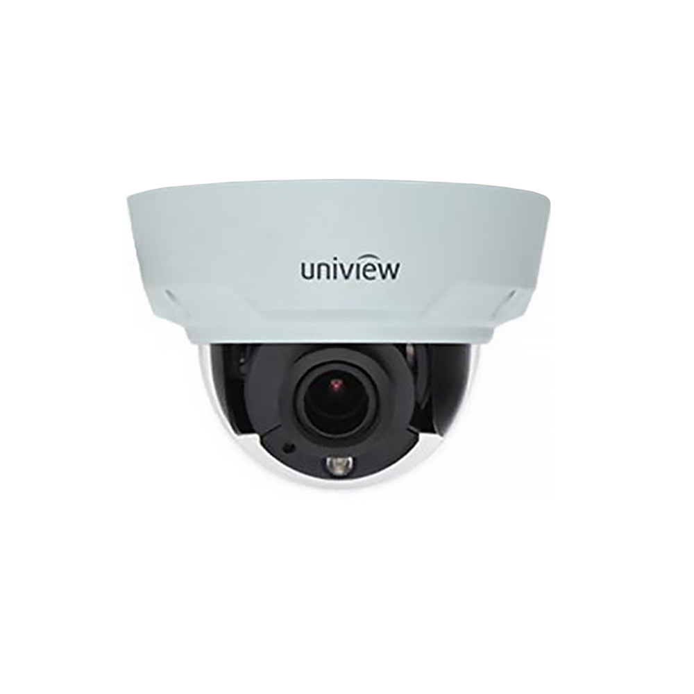 Camera supraveghere Dome IP Uniview IPC342LR-V, 2 MP, IR 30 m, 2.8 - 12 mm imagine spy-shop.ro 2021