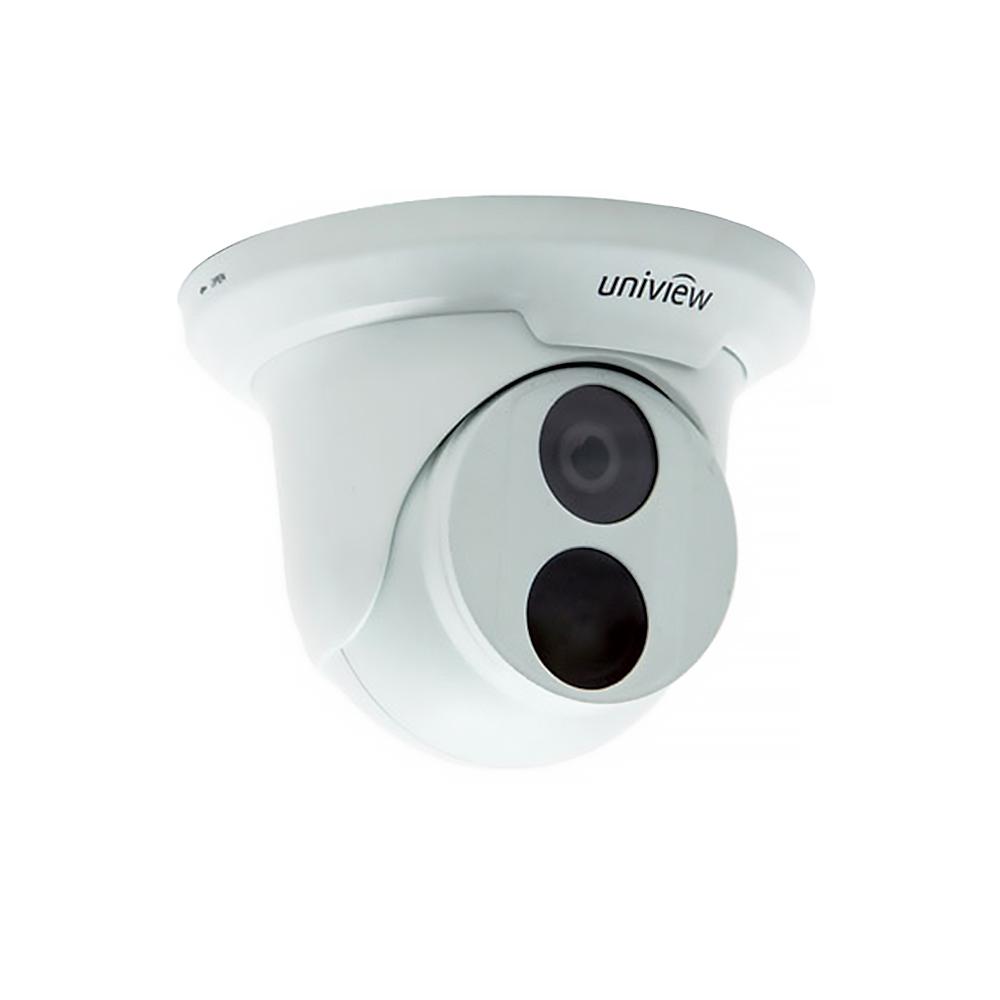 Camera supraveghere Dome IP Uniview IPC3612ER3-PF28, 2 MP, IR 30 m, 2.8 mm imagine spy-shop.ro 2021