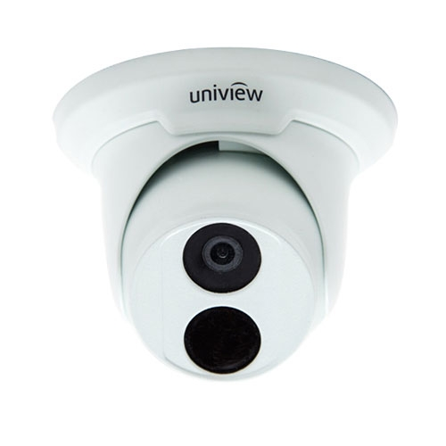 Camera supraveghere Dome IP Uniview IPC3612SR3-PF28, 2 MP, IR 30 m, 2.8 mm