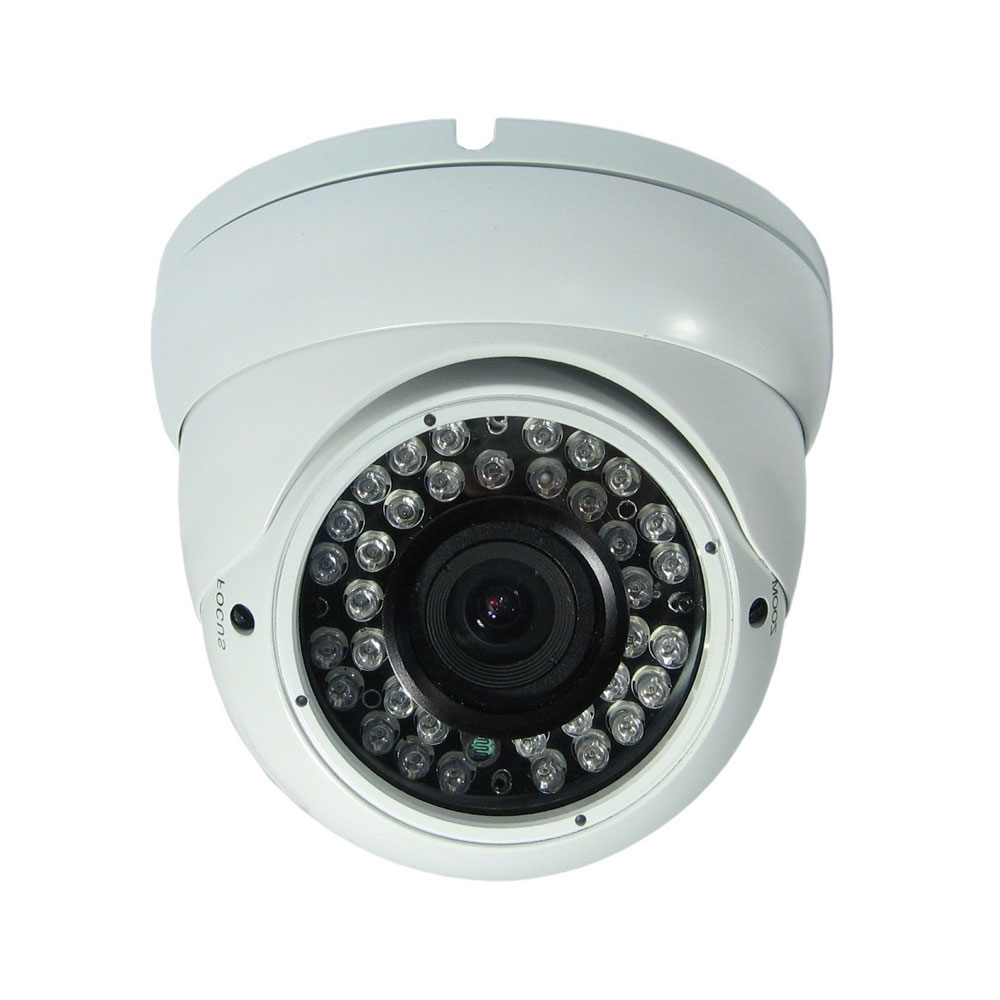 Camera Supraveghere Dome Km-5220xvi, 2 Mp, Ir 35 M, 2.8 - 12 Mm