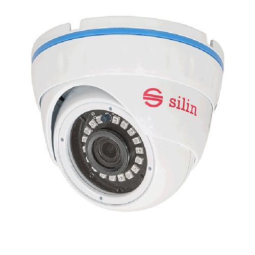 Camera supraveghere Dome Silin SCT-1020DF, 1 MP, IR 20 m, 3.6 mm