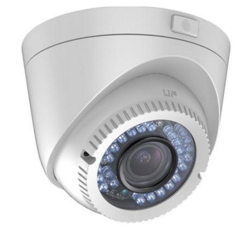 Camera supraveghere Dome Hikvision DS-2CE56D1T-IR3Z, 2 MP, IR 40 m, 2.8 - 12 mm imagine spy-shop.ro 2021
