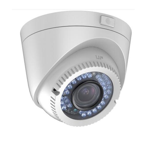 Camera supraveghere Dome Hikvision TurboHD DS-2CE56D5T-IR3Z, 2 MP, IR 50 m, 2.8 - 12 mm
