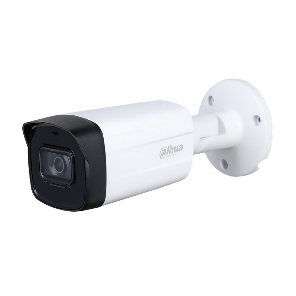 Camera supraveghere exterior Dahua HAC-HFW1200TH-I8, 2 MP, IR 80 m, 3.6 mm