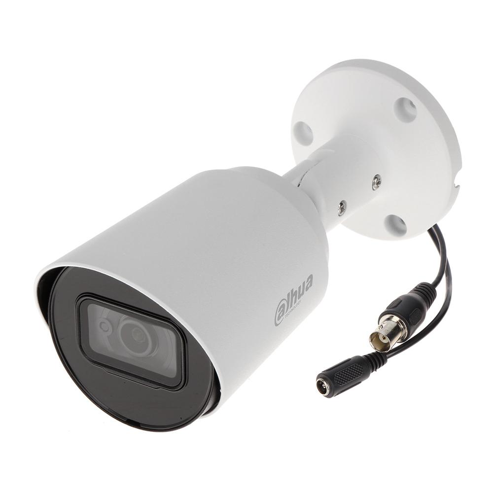 Camera supraveghere exterior Dahua HAC-HFW1230T-0360B, 2MP, IR 30 m, 3.6 mm imagine spy-shop.ro 2021