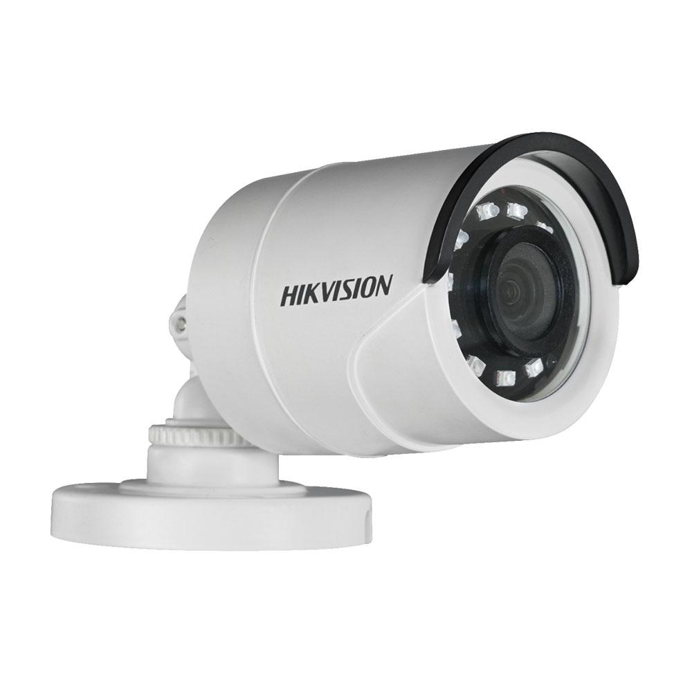 Camera supraveghere exterior Hikvision DS-2CE16D0T-I2FB, 2 MP, 2.8 mm, IR 20 m, IP66