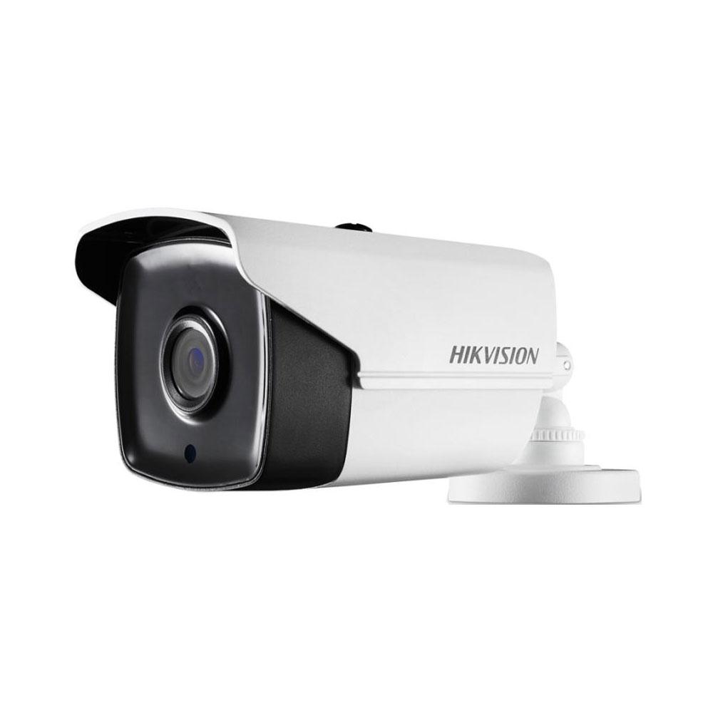 Camera supraveghere exterior Hikvision DS-2CE16D0T-IT3E, 2 MP, 3.6 mm, IR 40 m, PoC