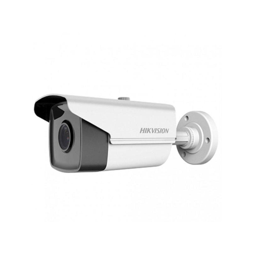 Camera supraveghere exterior Hikvision Ultra Low Light DS-2CE16D8T-IT1E, 2 MP, IR 30 m, 2.8 mm, PoC