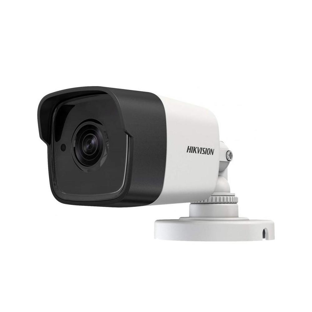Camera supraveghere exterior Hikvision DS-2CE16H0T-ITE, 5 MP, IR 20 m, 2.8 mm imagine spy-shop.ro 2021