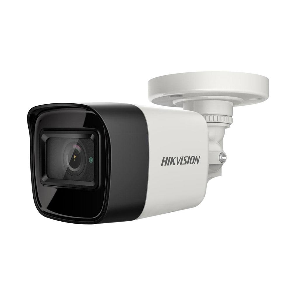 Camera supraveghere exterior Hikvision DS-2CE16U1T-ITF, 8 MP, 3.6 mm, IR 30 m