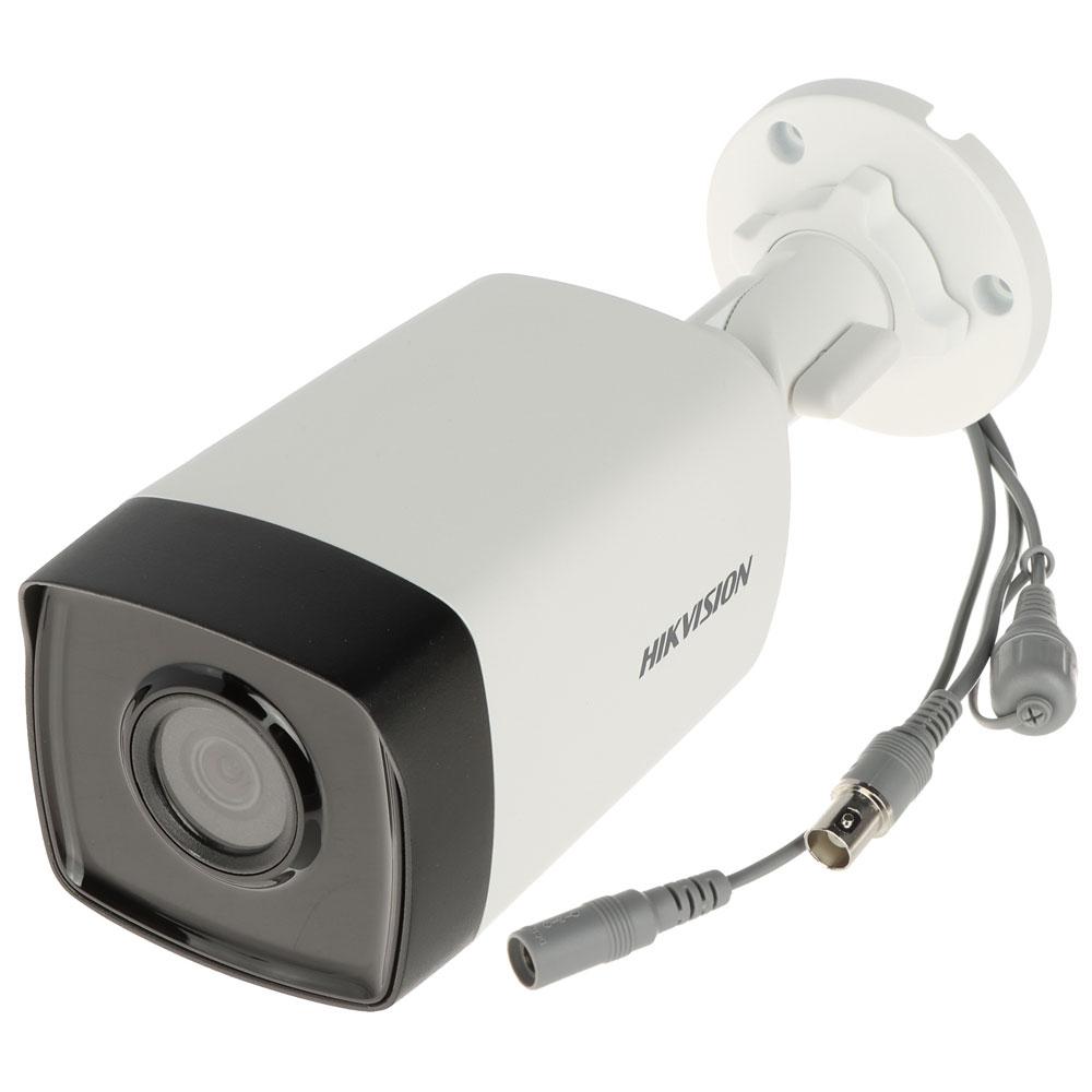 Camera supraveghere exterior Hikvision DS-2CE17D0T-IT3F(C), 2 MP, 3.6 mm, IR 40 m