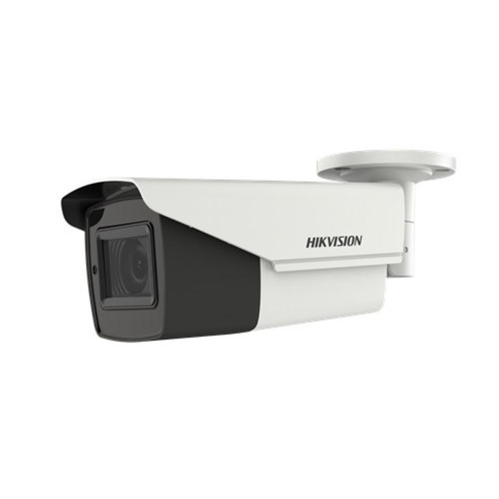 Camera supraveghere exterior Hikvision DS-2CE19U7T-AIT3ZF, 4K, IR 80 m, 2.7 - 13.5 mm, motorizat