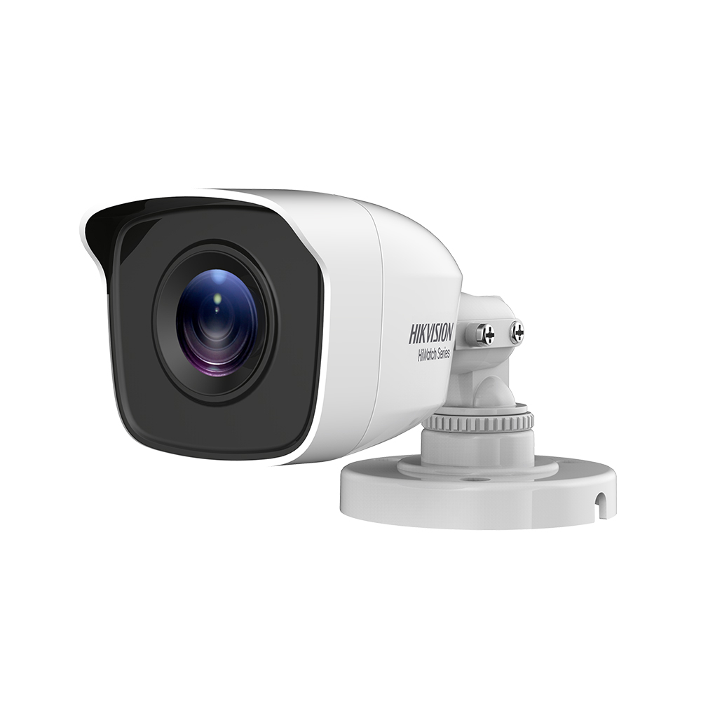 Camera supraveghere exterior Hikvision HiWatch HWT-B120-M-28, 2 MP, IR 20 m, 2.8 mm