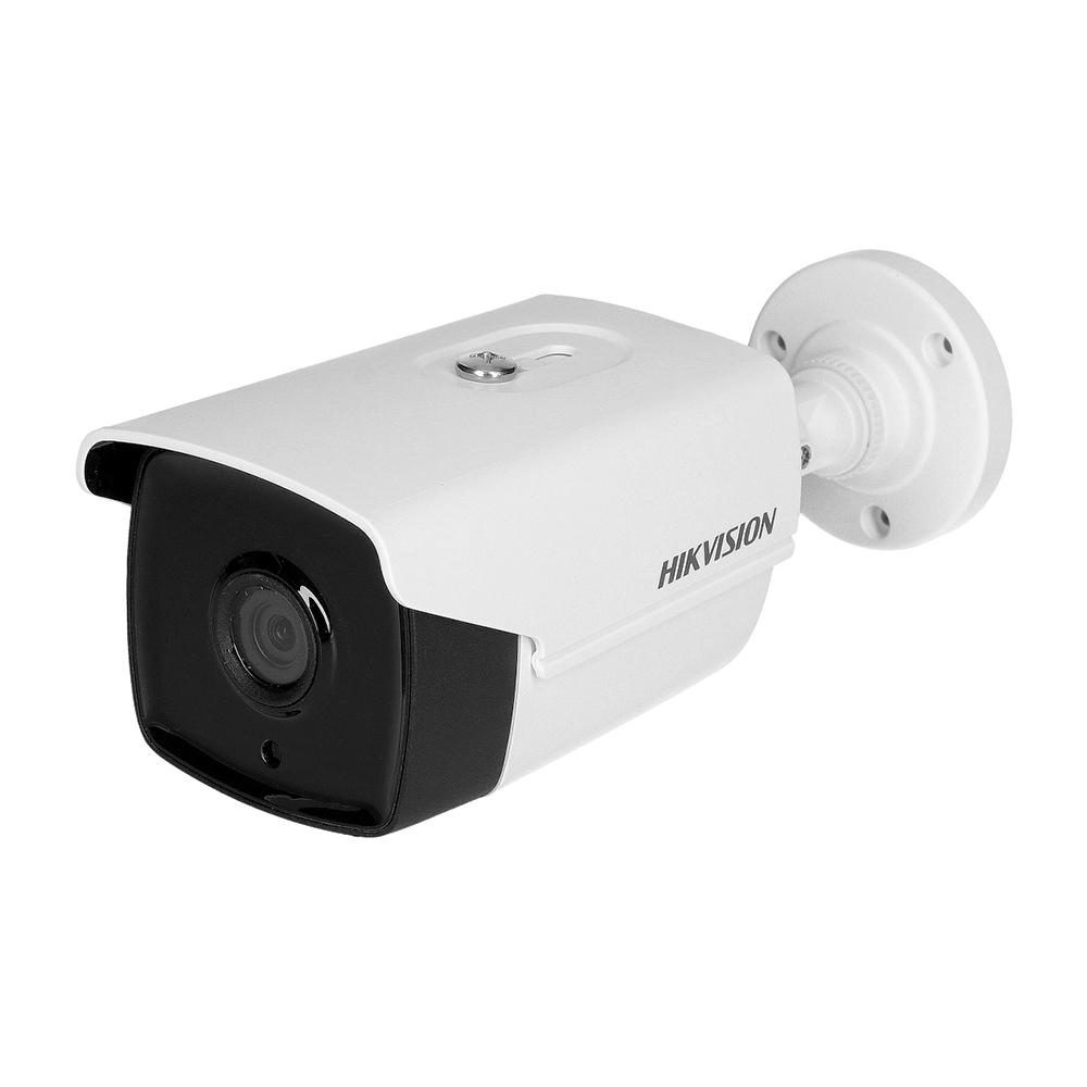 Camera supraveghere exterior Hikvision TurboHD 4.0 DS-2CE16H0T-IT3E, 5 MP, IR 40 m, 2.8 mm, PoC imagine spy-shop.ro 2021