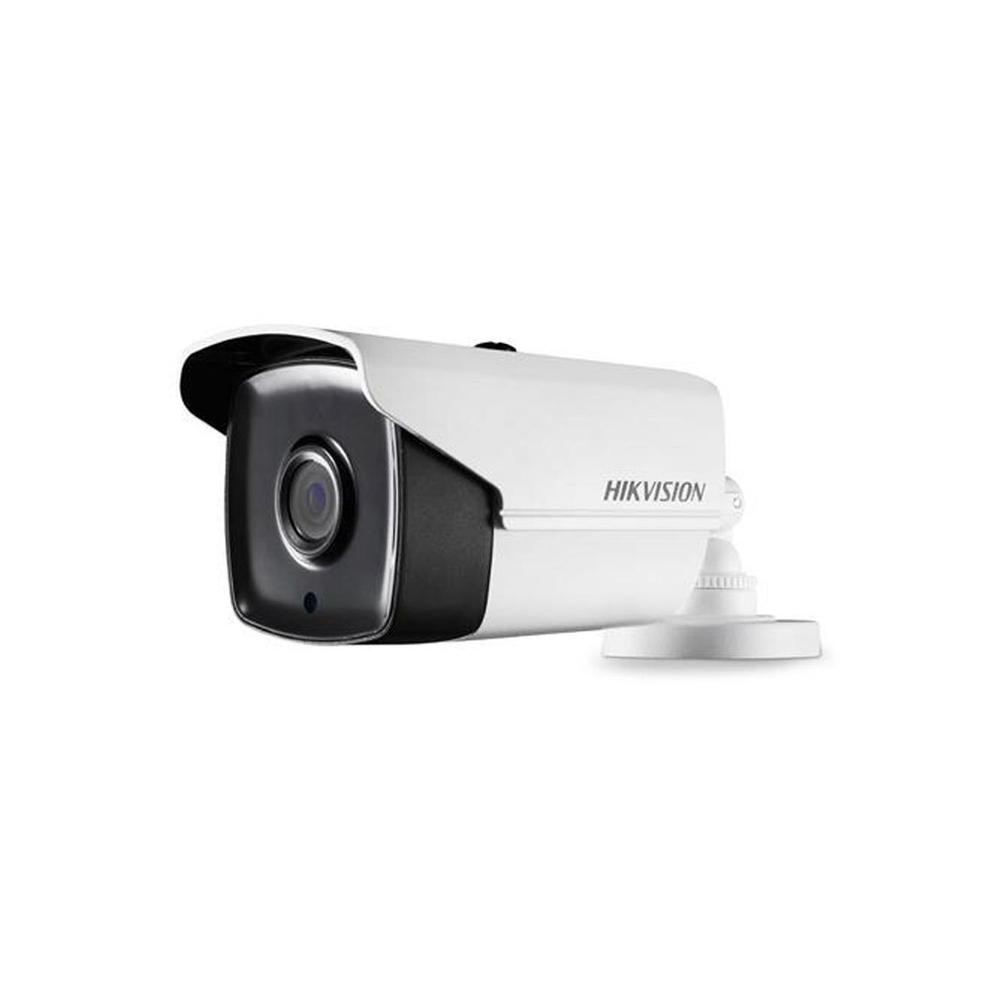 Camera supraveghere exterior Hikvision TurboHD 4.0 DS-2CE16H0T-IT5E, 5 MP, IR 80 m, 3.6 mm, PoC