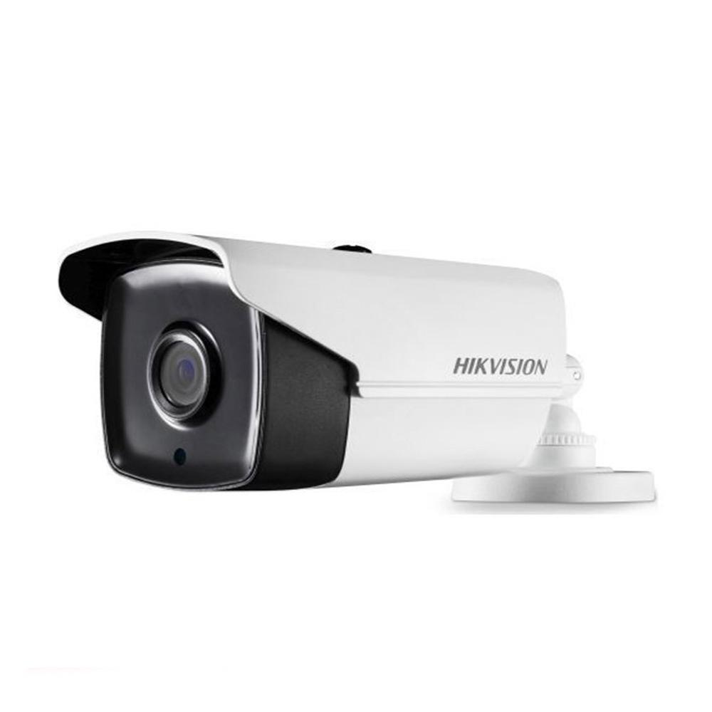 Camera supraveghere exterior Hikvision TurboHD DS-2CE16C0T-IT3F, 1 MP, IR 40 m, 2.8 mm imagine spy-shop.ro 2021
