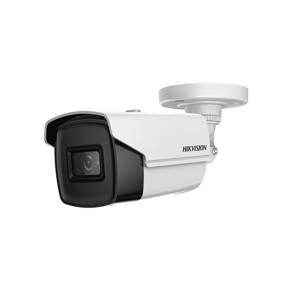 Camera supraveghere exterior HikVision TurboHD DS-2CE16U1T-IT5F, 8 MP, IR 80 m, 3.6 mm imagine