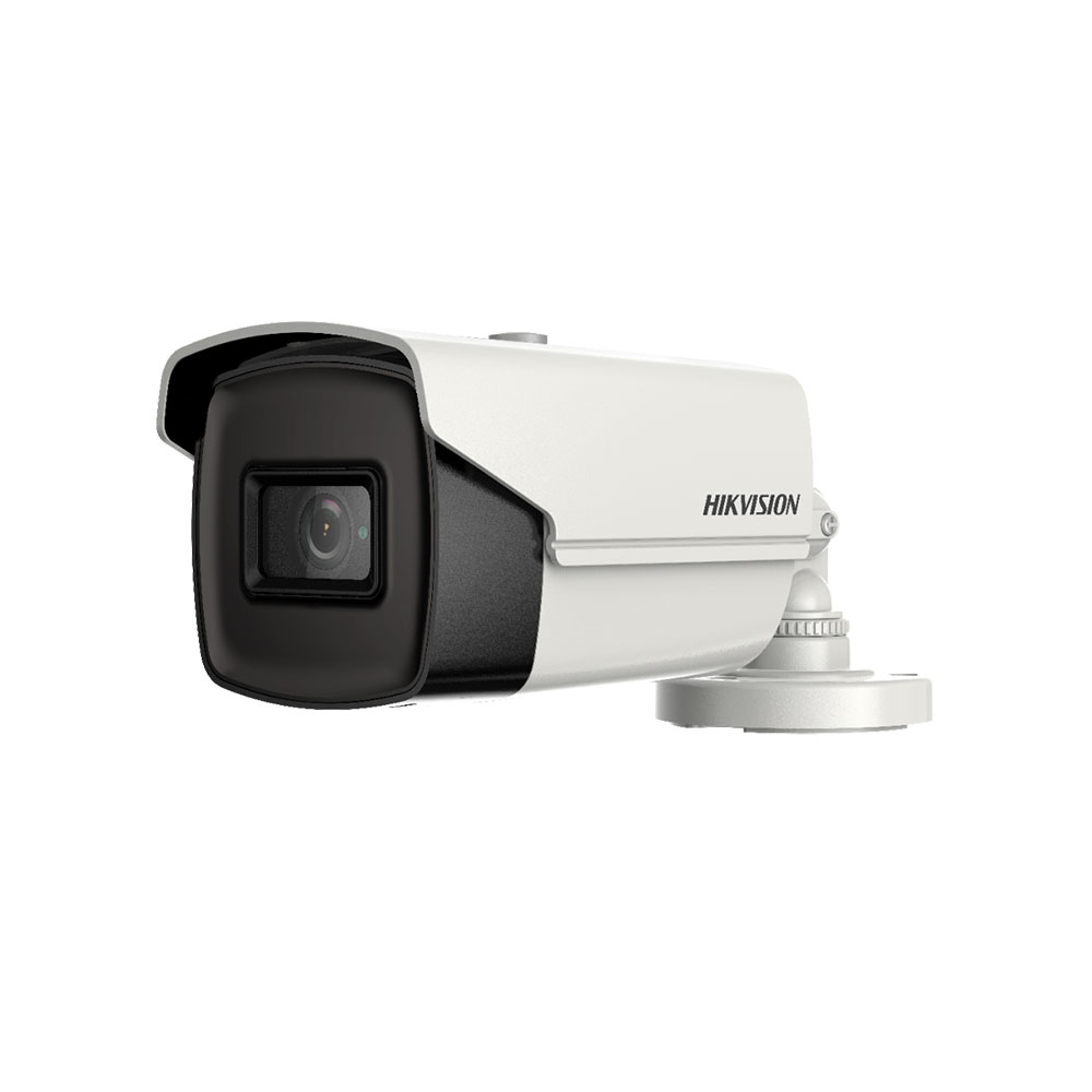 Camera supraveghere exterior Hikvision Ultra Low Light DS-2CE16H8T-IT1F, 5 MP, IR 30 m, 2.8 mm