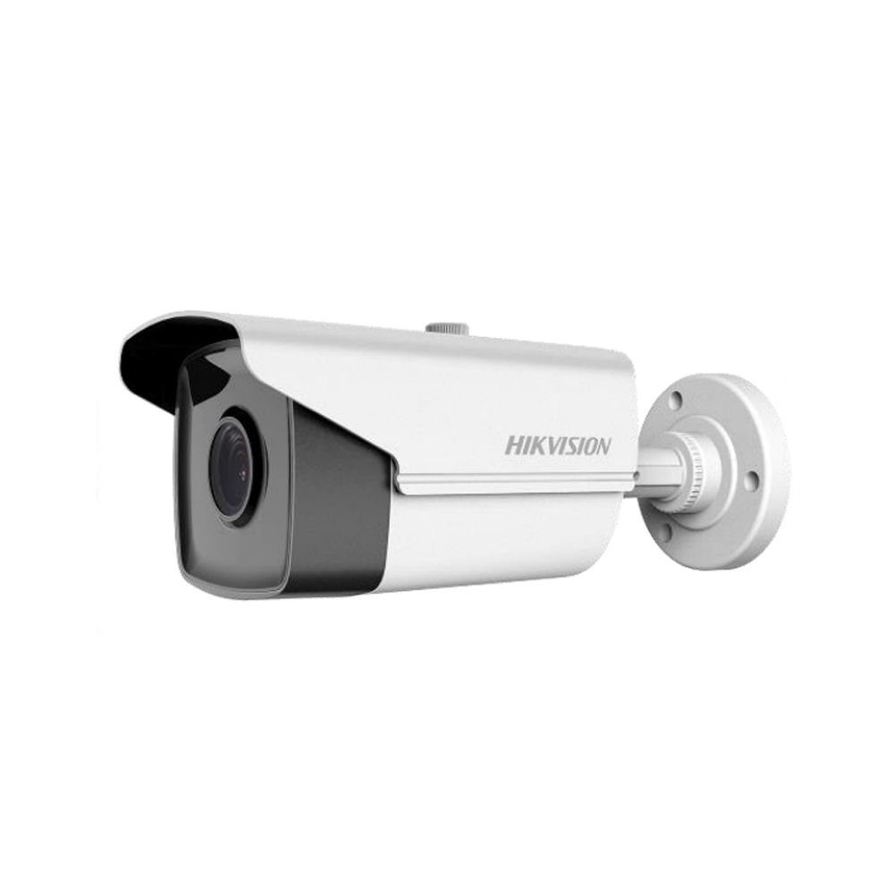 Camera supraveghere exterior Hikvision Ultra Low Light TurboHD DS-2CE16D8T-IT5E , 2 MP, IR 80 m, 3.6 mm, PoC