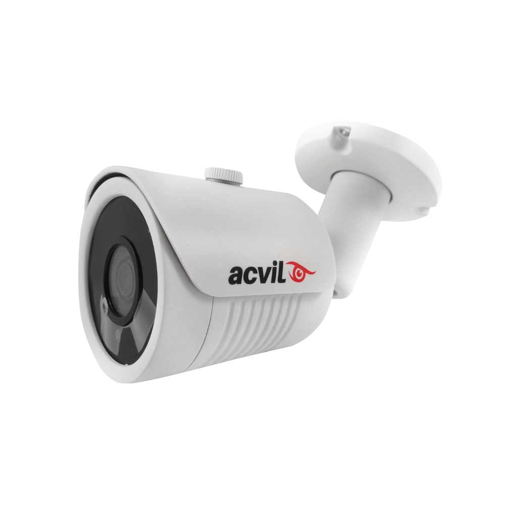Camera Supraveghere Exterior Ip Acvil Ip-ef30-2m, 2 Mp, Ir 40 M, 3.6 Mm