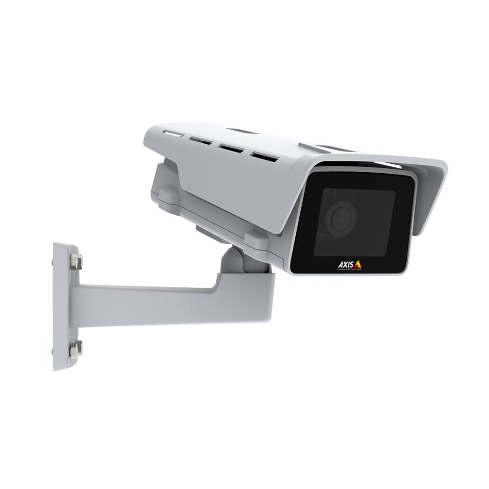 Camera supraveghere exterior IP Axis Lightfinder 01772-001, 2 MP, 3–10.5 mm, motorizat, slot card, PoE
