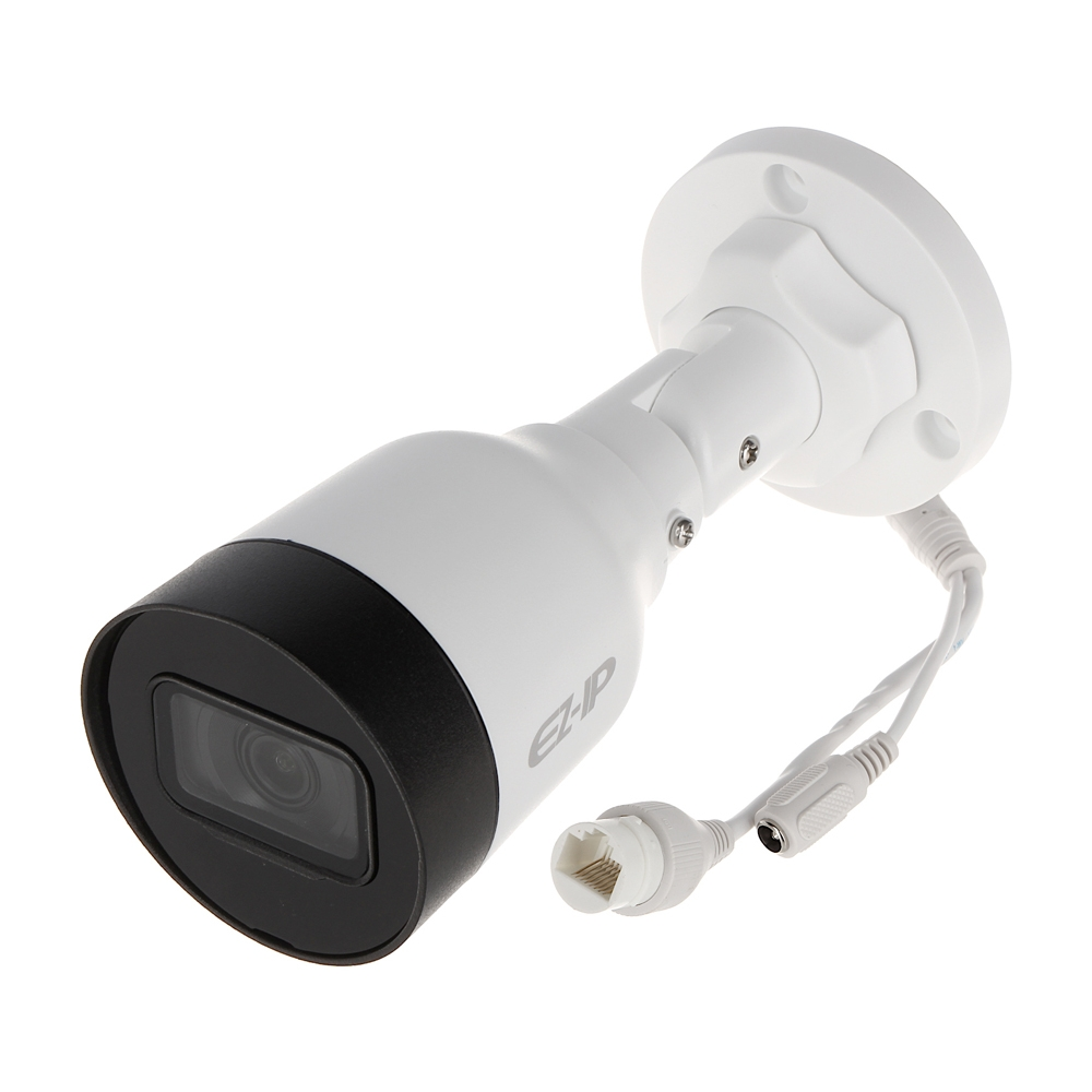 Camera supraveghere exterior IP Dahua EZ-IP IPC-B1B20-0360B, 2 MP, IR 30 m, 3.6 mm, 16x