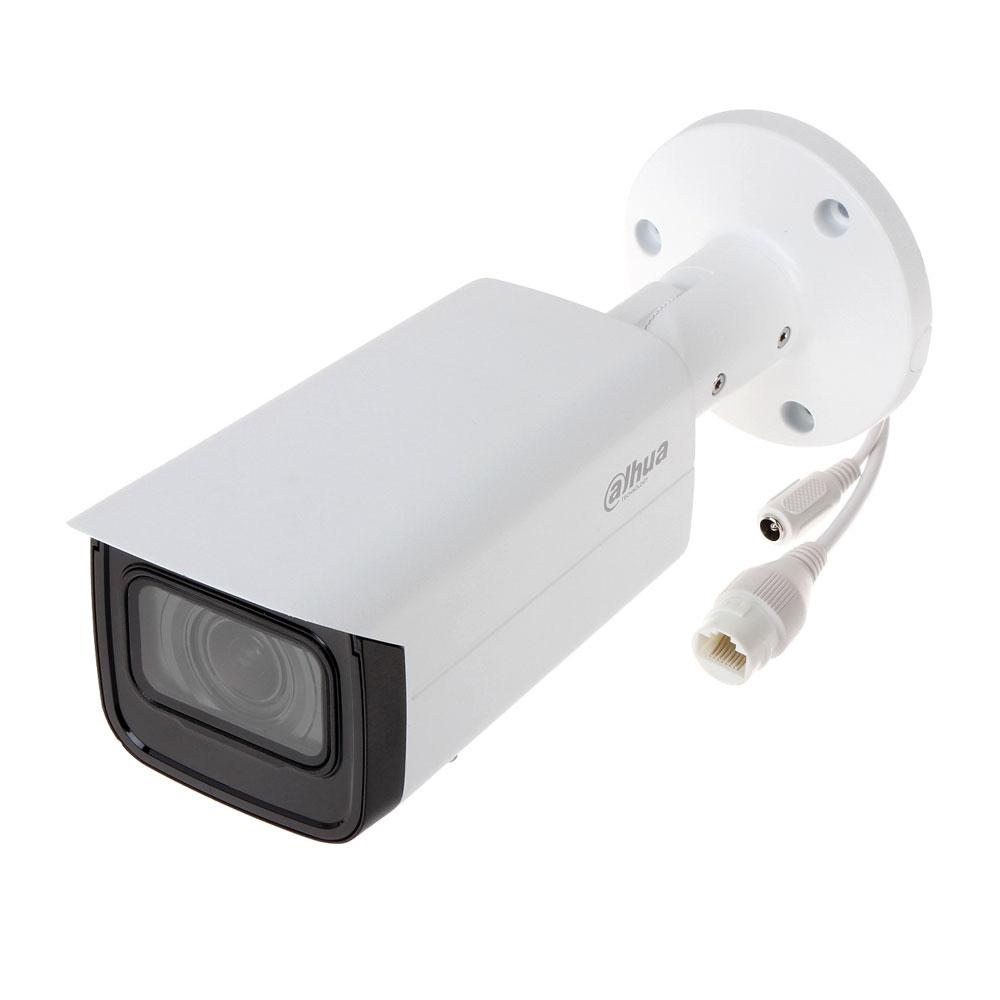 Camera supraveghere exterior IP Dahua IPC-HFW1230T-ZS-2812-S4, 2 MP, IR 40 m, 2.8-12 mm, motorizat, slot card imagine