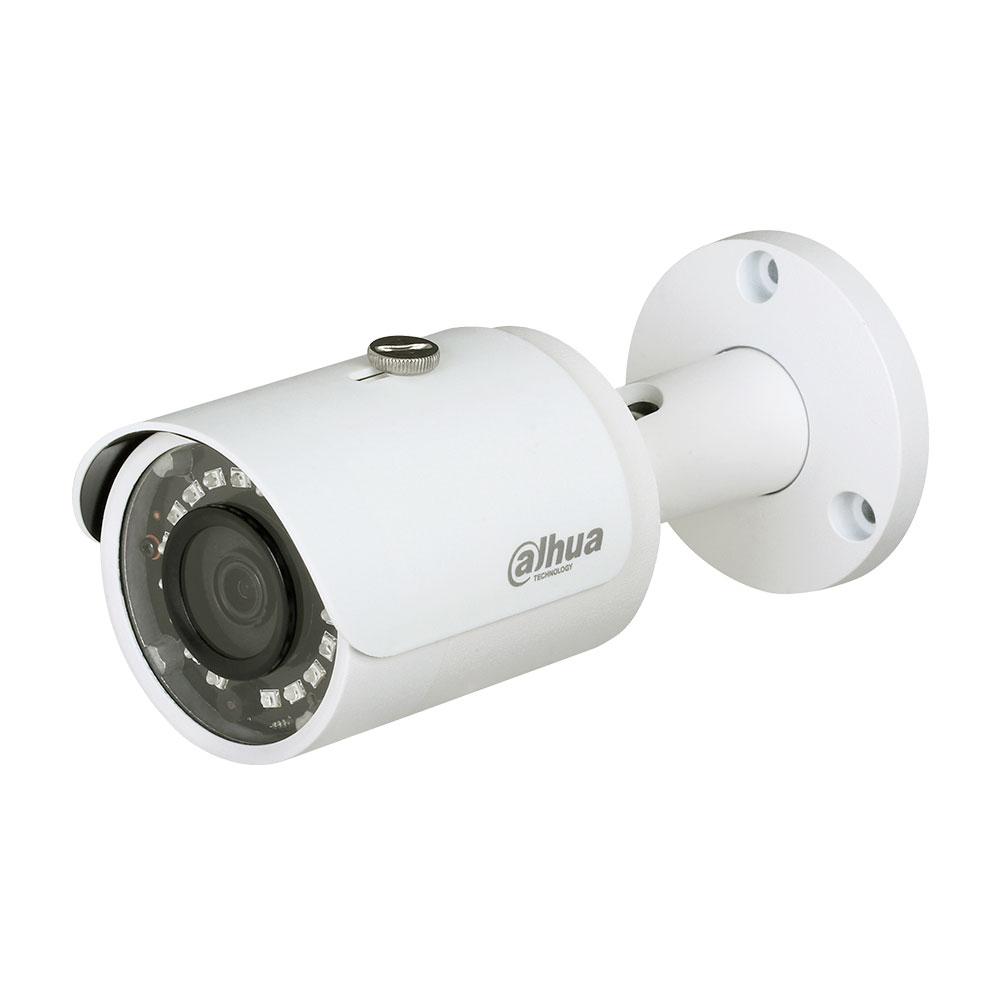 Camera supraveghere exterior IP Dahua IPC-HFW1431S-0360B-S4, 4 MP, IR 30 m, 3.6 mm imagine