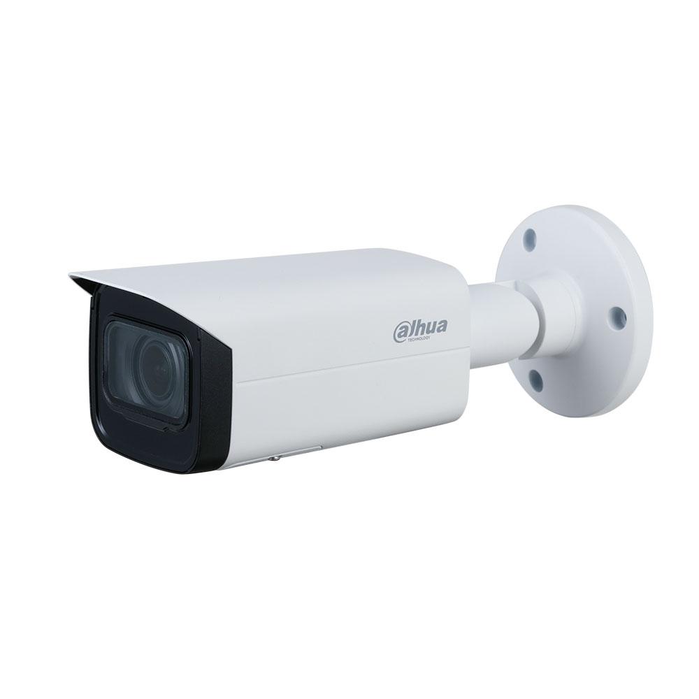 Camera supraveghere exterior IP Dahua IPC-HFW2531T-ZS-27135-S2, 5 MP, IR 60 m, 2.7-13.5 mm, motorizat, PoE