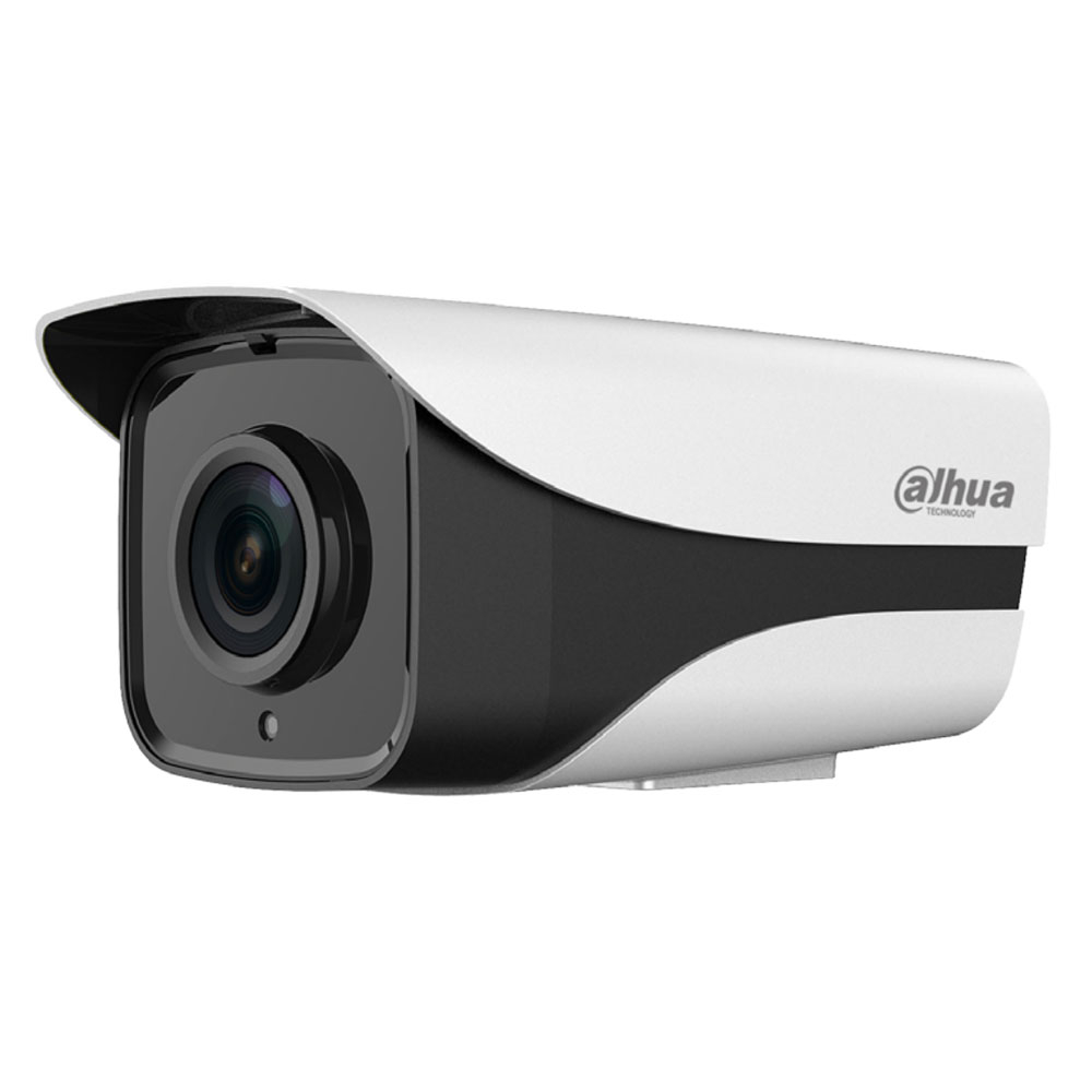Camera supraveghere exterior IP Dahua IPC-HFW4230M-4G-AS-I2-0360B-HW120, 2 MP, IR 80 m, 3.6 mm, GSM 4G imagine